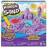 Kinetic Sand - 6028092 - Kinetic Sand Box (farblich sortiert)