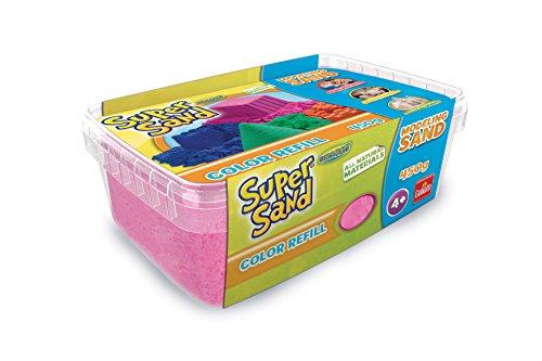 Goliath 83248 - Super Sandspielzeug, pink