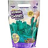 Kinetic Sand 6060801 Schimmersand Petrol, 907 g