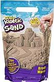 Kinetic Sand 6053516 - 907 g Beutel braun