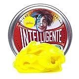 Intelligente Knete Leuchtet im Dunkeln (Neon Gelb) BPA- und glutenfrei