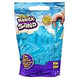 Kinetic Sand 6047183 - Kinetic Sand blau, 907 g