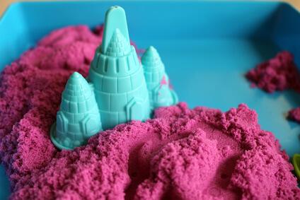 Kinetic Sand Neon ®**