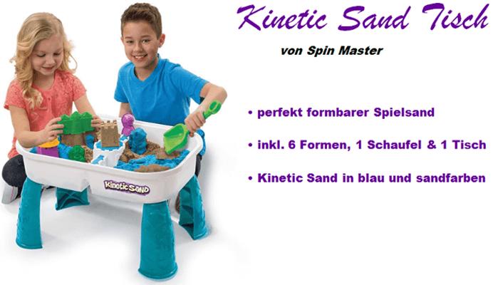 Kinetic Sand ®** tisch kaufen