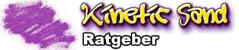 kinetic sand ratgeber logo