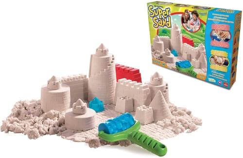 super sand set castle