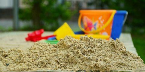 Welcher Spielsand für die Sandkiste